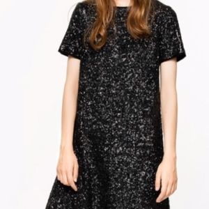 Zadig & Voltaire NWT Racine Sequence Dress